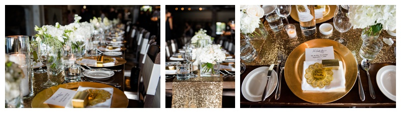 Lake House Calgary Wedding Reception