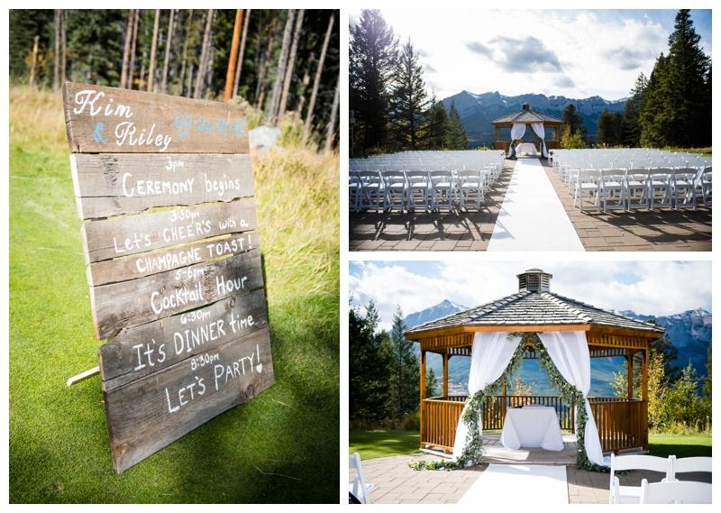 Canmore Wedding Ceremony Venues