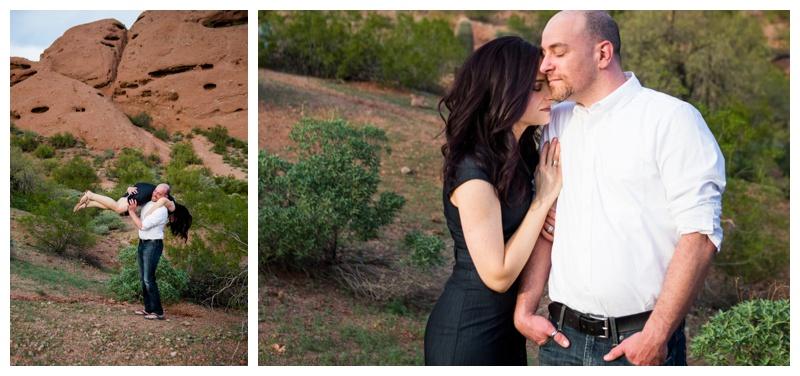 Engagement Photgraphy Scottsdale Arizona