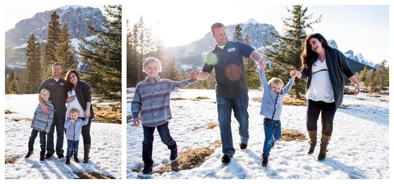 Quarry Lake Family Photos