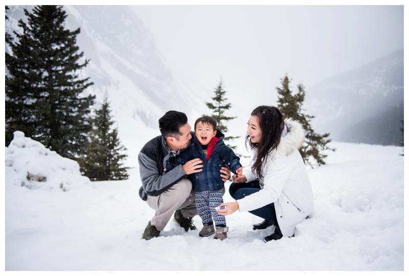 Family Photographer Banff Alberta