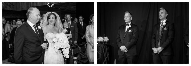 Canmore Cornerstone Theatre Wedding Ceremony