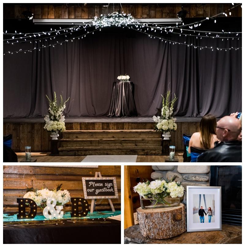 Cornerstone Theatre Wedding Canmore