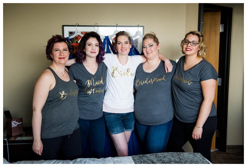 Calgary Bridesmaids