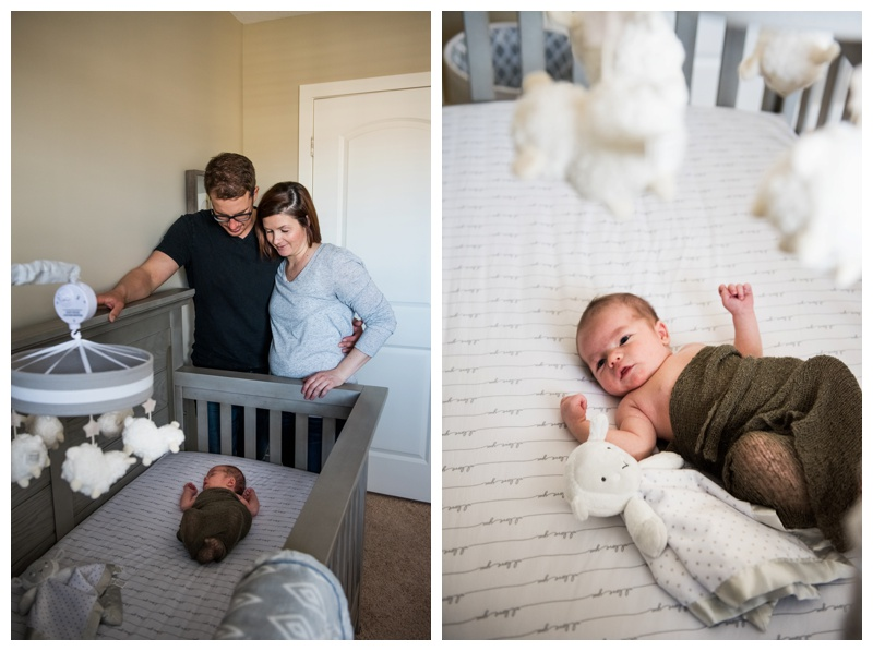 Calgary Newborn Photography Session