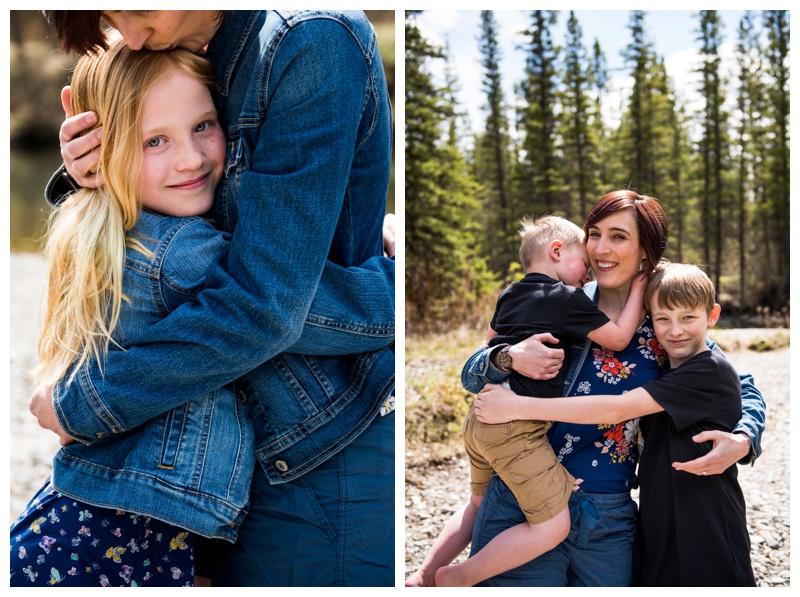 Family Photos Canmore Alberta