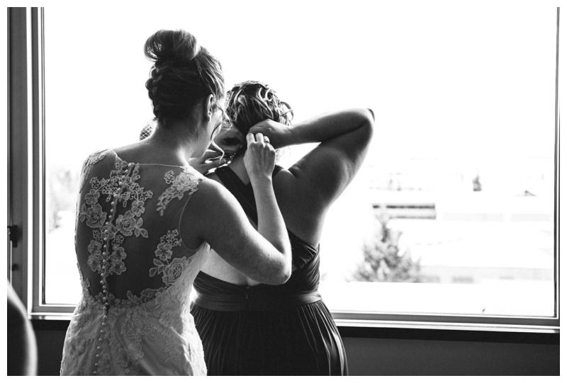 University of Calgary Wedding - Bridal Prep