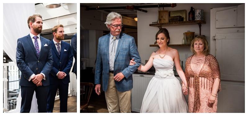 Calgary Wedding Ceremony Photos