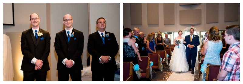 Bonavista Baptist Church Wedding
