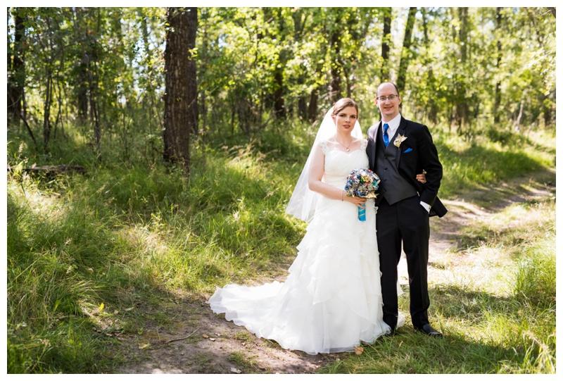 Bride & Groom Wedding Photography Calgary