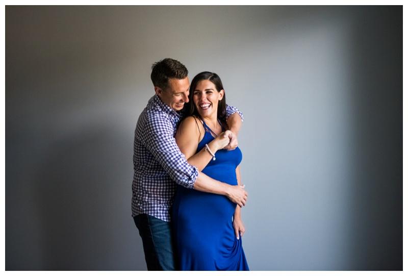 Candid Maternity Photos Calgary
