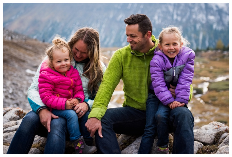 Canmore Family Photographers