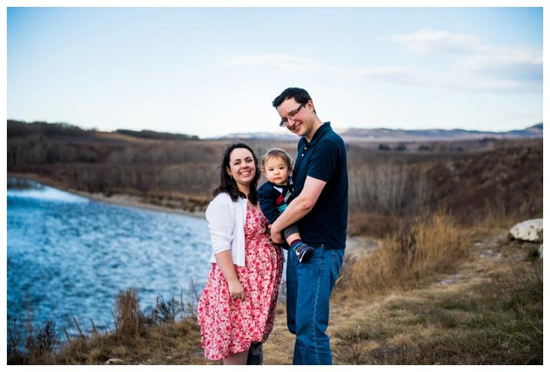 Cochrane Family Photographer - Fall Family Photos