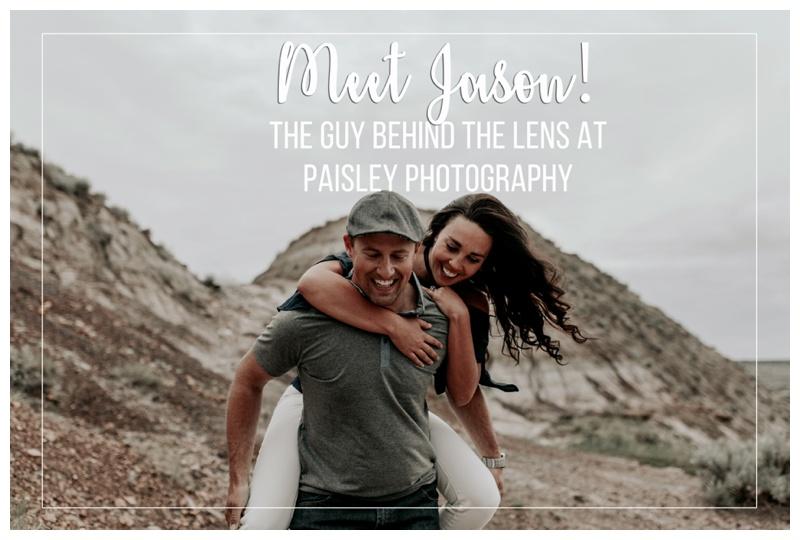 Meet Jason, The Guy Behind the Lens At Paisley Photography