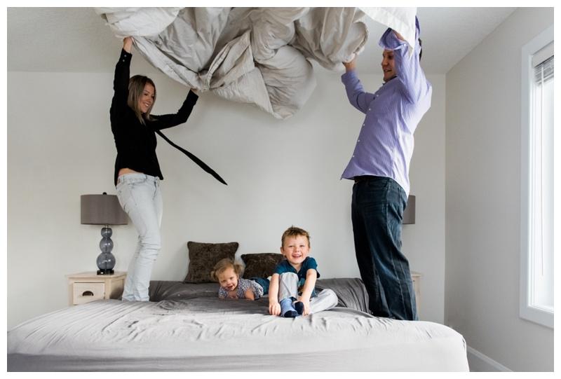 Lifestyle Family Session Calgary