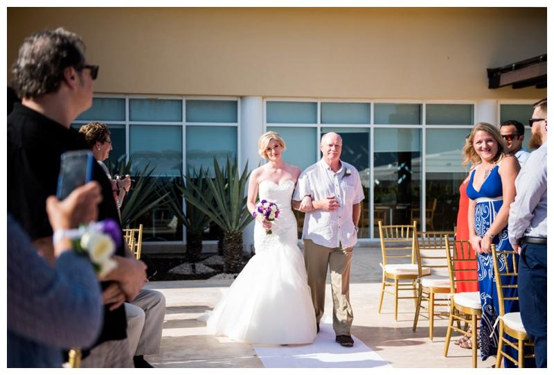 Cancun Wedding Ceremony - Now Jade Riviera