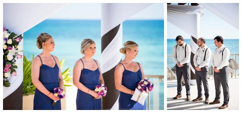 Destination Wedding Ceremony - Cancun Now Jade Riviera