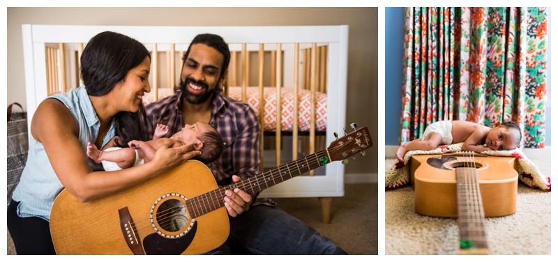 Calgary Newborn Photographer - In Home