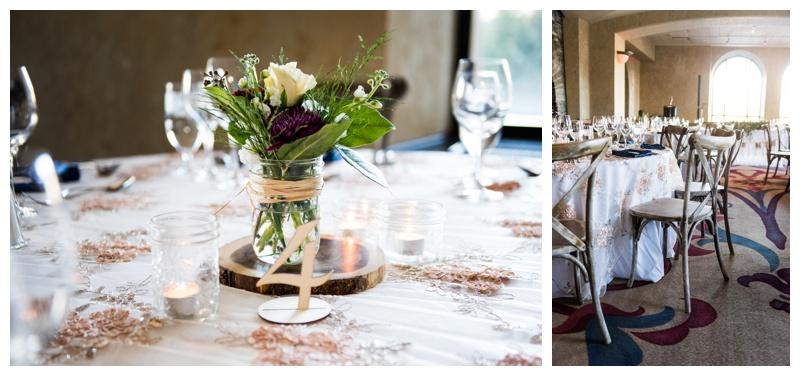 Banff Alberta Wedding Reception