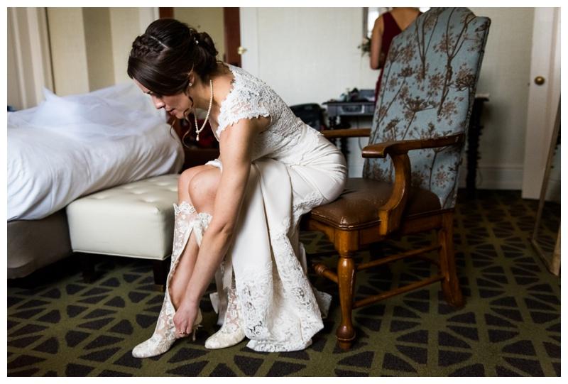 Fairmont Banff Spring Wedding Photographer