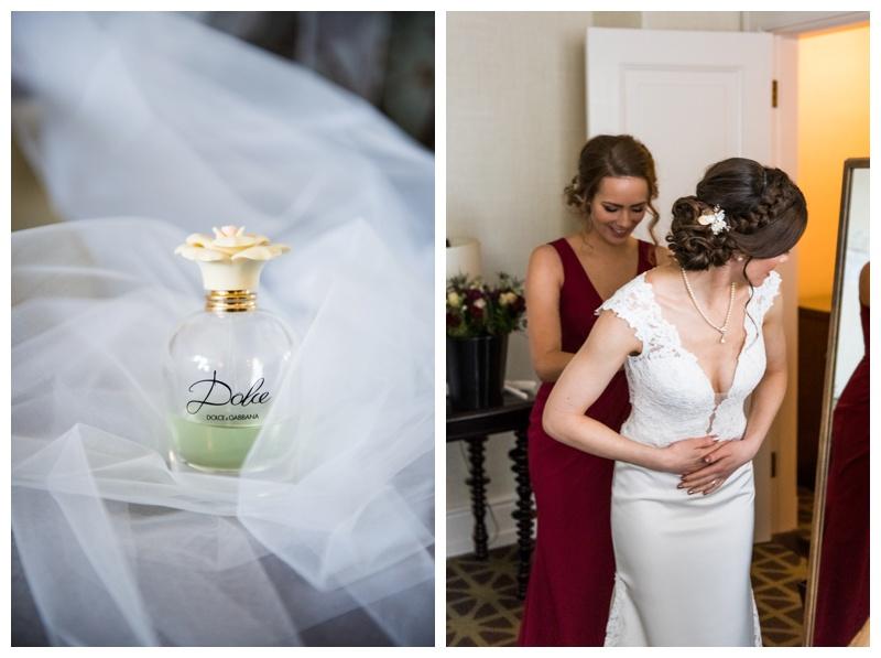 Fairmont Banff Spring Wedding Photography