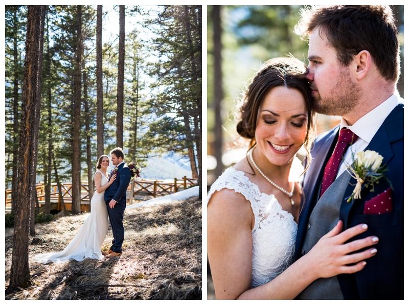 Wedding Photographer - Banff Alberta