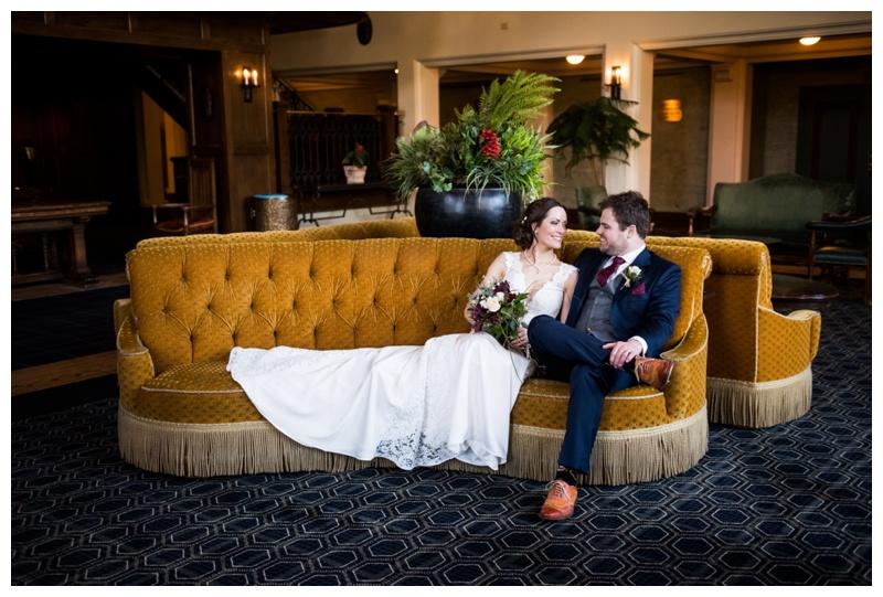 Wedding Photography - Banff Springs Hotel