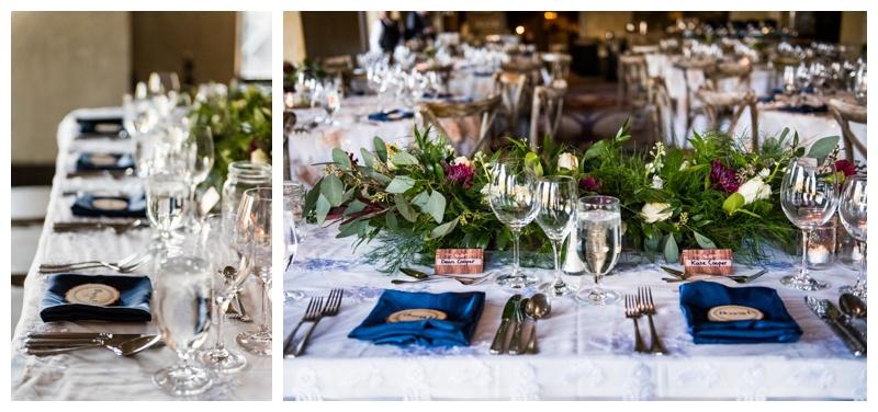 Wedding Reception Banff Alberta
