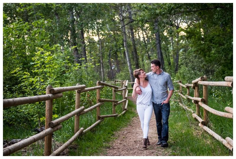 Lindsay Park Engagement Photos