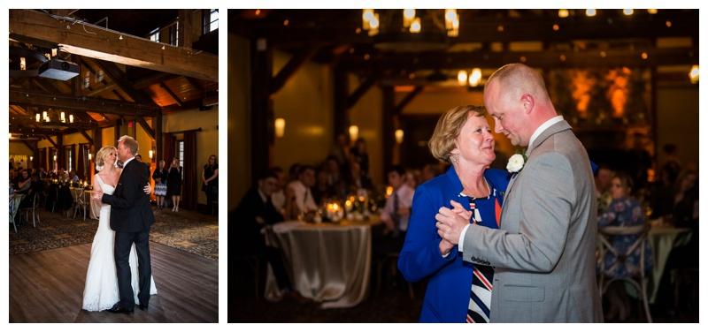 Rocky Mountain Wedding Reception - Canmore