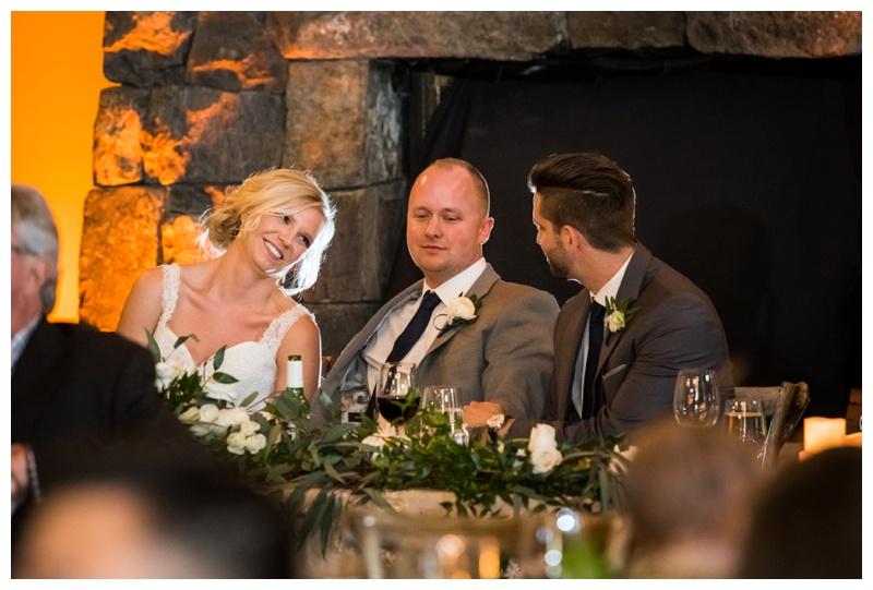 Silvertip Wedding Venue Canmore