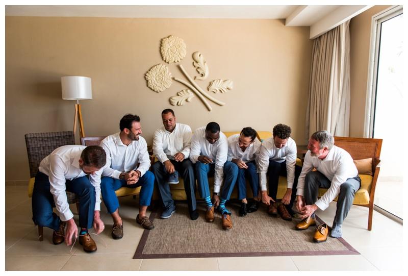 Wedding Photography Calgary - Groom Prep