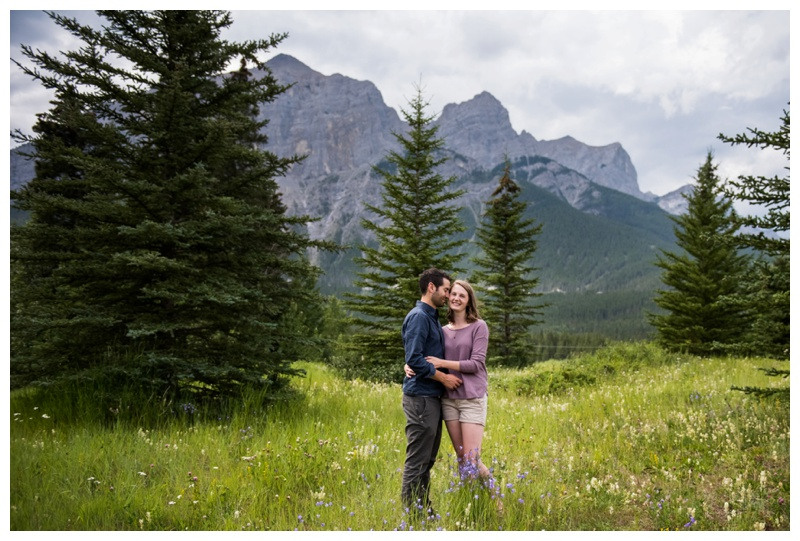 Anniversary Photography Canmore