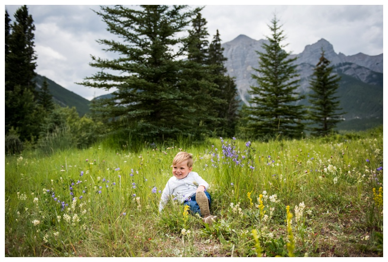 Canmore Children's Photographer