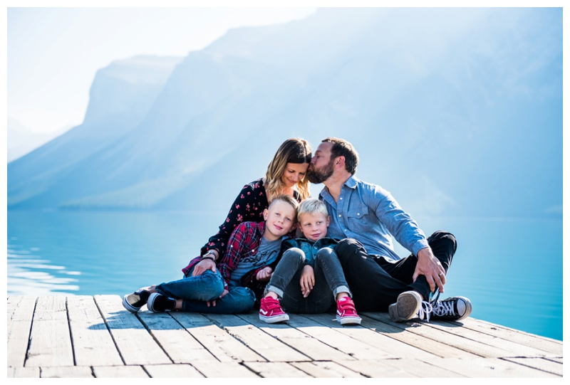 Banff Alberta Family Photography