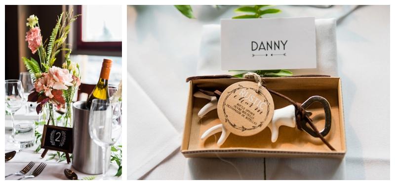 Canmore Restaurant Wedding Photos