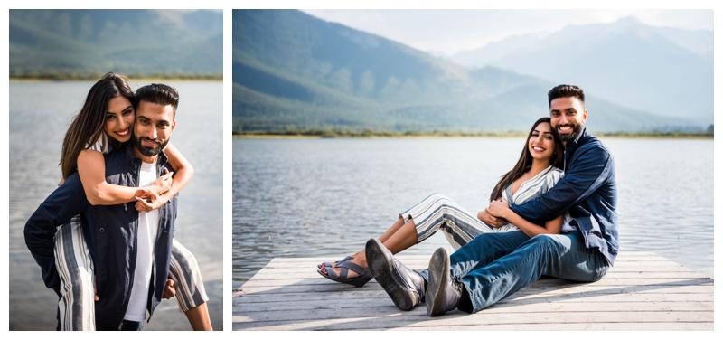 Engagement Photographer Banff