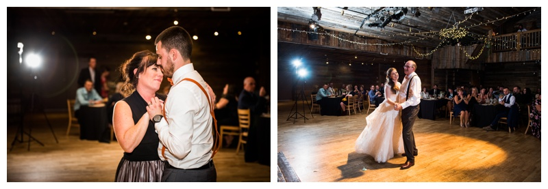 Wedding Reception Photography Canmore Alberta