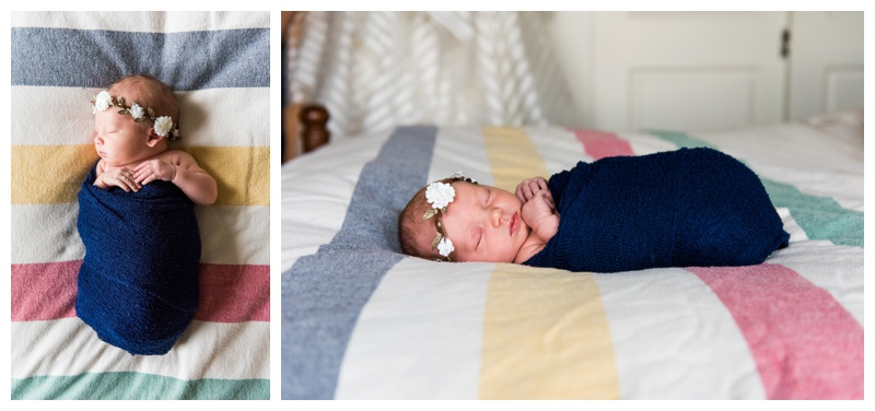 In Home Newborn Photography - Newborn Photos Calgary