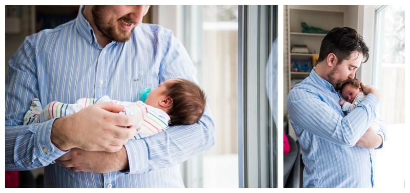 Calgary Lifestyle Newborn Photographers