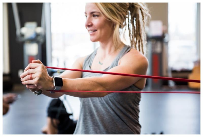 Personal Trainer Calgary Branding Photography
