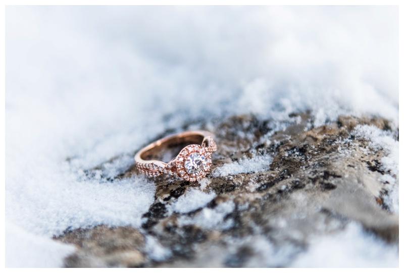 Marriage Proposal Banff Alberta
