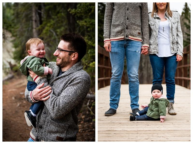 Calgary Spring Family Photography