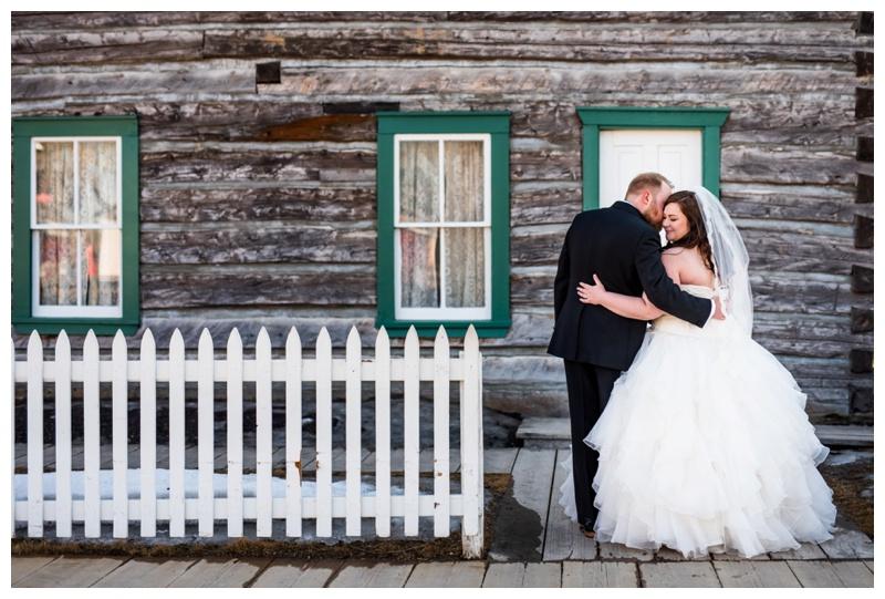 Calgary Teatro Restaurant Wedding Photographers