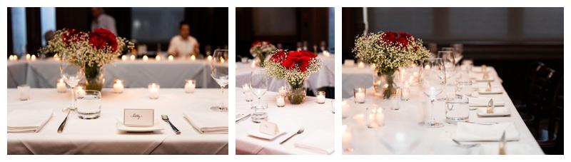 Calgary Teatro Restaurant Wedding Reception