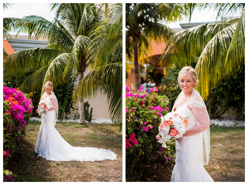 Jamaica Iberostar Rose Hall Destination Wedding Photos