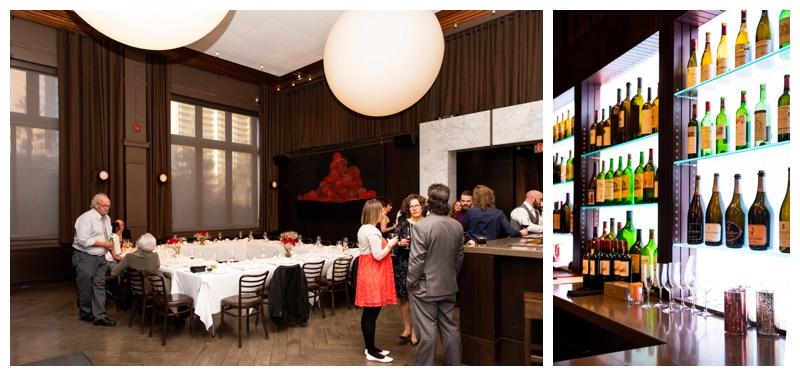 Teatro Restaurant Wedding Reception Calgary