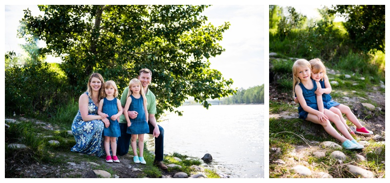 Baker Park Family Photographers Calgary