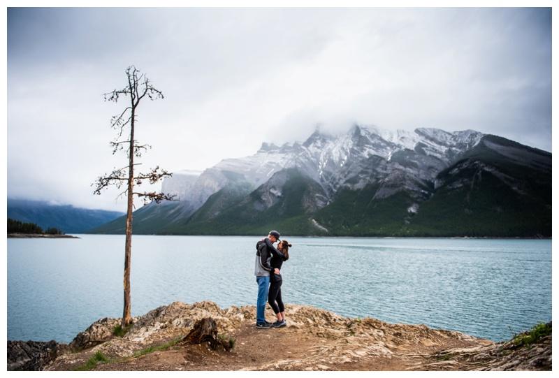 Banff Proposal Photography