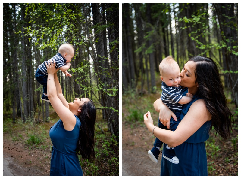 Family Photographer Calgary Alberta - Griffith Woods.jpg